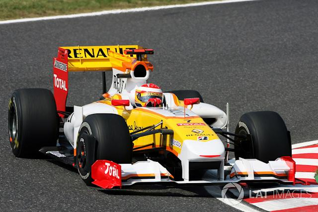 "Renault R29 <span class=""copyright"">Sutton Motorsport Images</span>"