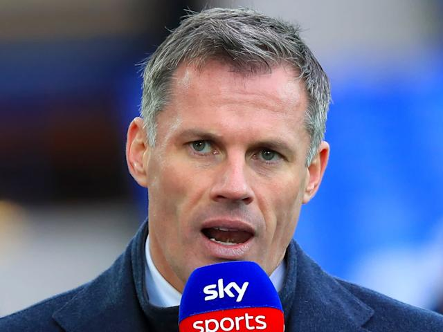 Jamie Carragher says he is 'delighted' with Liverpool's U-turn: Getty