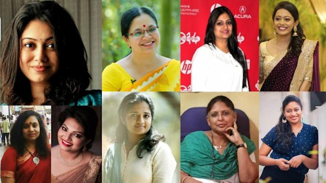 Women's day special, women technicians in Malayalam