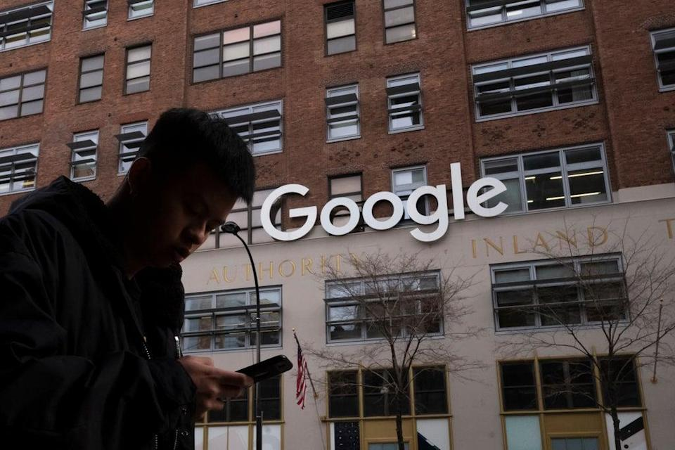 Google-New York (Copyright 2018 The Associated Press. All rights reserved.)