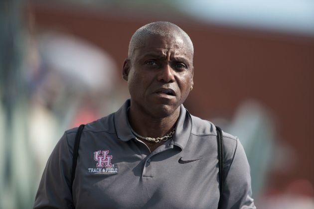 TORONTO, ON - AUGUST 11: Olympic great and University of Houston coach Carl Lewis at the 2018 North America, Central America, and Caribbean Athletics Association (NACAC) Track and Field Championships on August 11, 2018 held at Varsity Stadium, Toronto, Canada. (Photo by Sean Burges / Icon Sportswire). (Photo: Icon Sportswire via Getty Images)