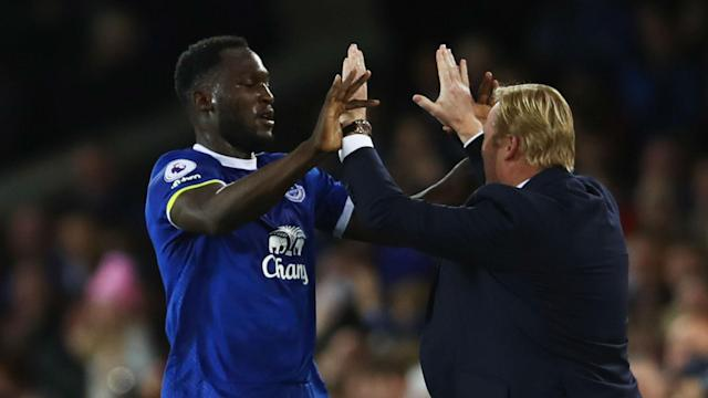 Everton must change their mentality if they are to get the best out of Romelu Lukaku against Chelsea, according to Ronald Koeman.