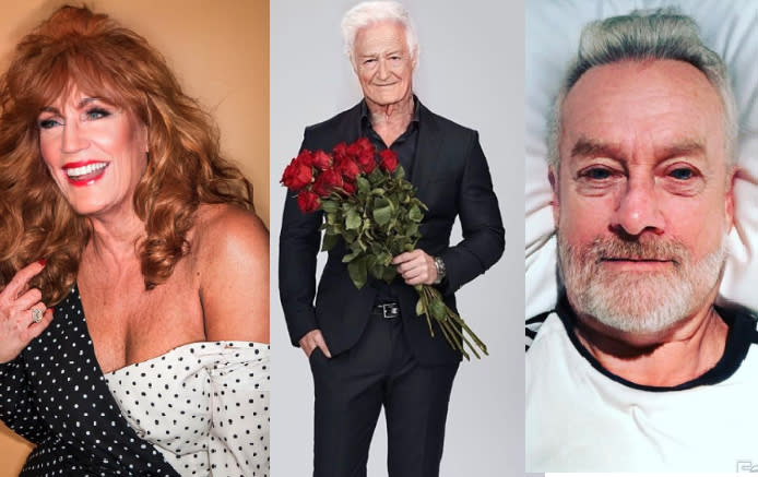 MAFS' Jules, The Bachelor Matt Agnew, and Grant Denyer are some celebs who have jumped on the trend. Photo: Instagram