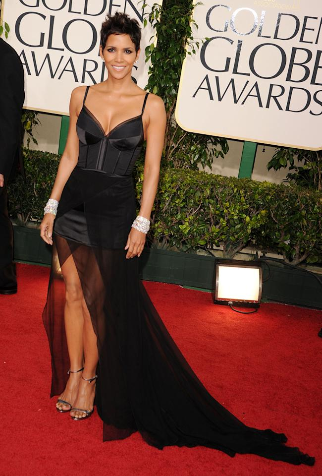 Best reliable head-turner: Halle Berry. It's true — we'd trade all her red-carpet moments for another award-winning role — or at least career advice to stay away from stinkers. Then again, to erase her 2000 red-beaded white dress (which made multiple best-of lists, such as for Marie Claire and In Style) and the 2011 Nina Ricci miniskirt does make it a devil's bargain.