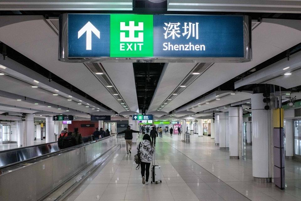 Daisy says she could have gone to Shenzhen for a cheaper abortion, but was prevented from doing so by Covid-19 travel restrictions. Photo: Bloomberg