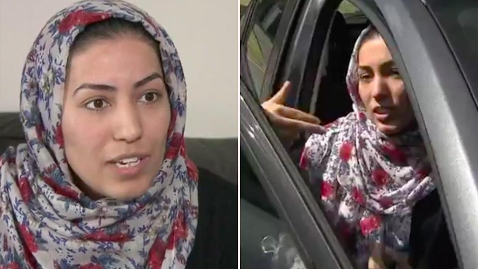Mahdesa Zafar left Afghanistan to be safe in Australia, but on Monday she was carjacked at gunpoint. Source: 7 News