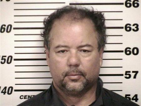 Cuyahoga County Sheriff's Office booking photo of Ariel Castro