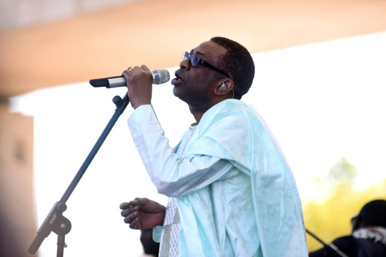 Senegalese superstar Youssou N'Dour joined a galaxy of African talent for a virtual concert to raise awareness of the coronavirus pandemic
