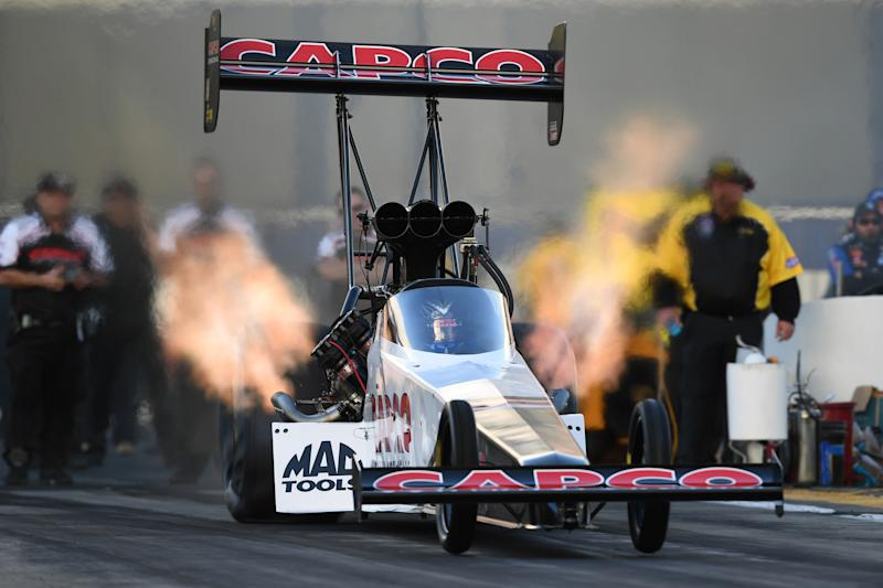 NHRA: Steve Torrence in a slump? He's still No  1 in Top