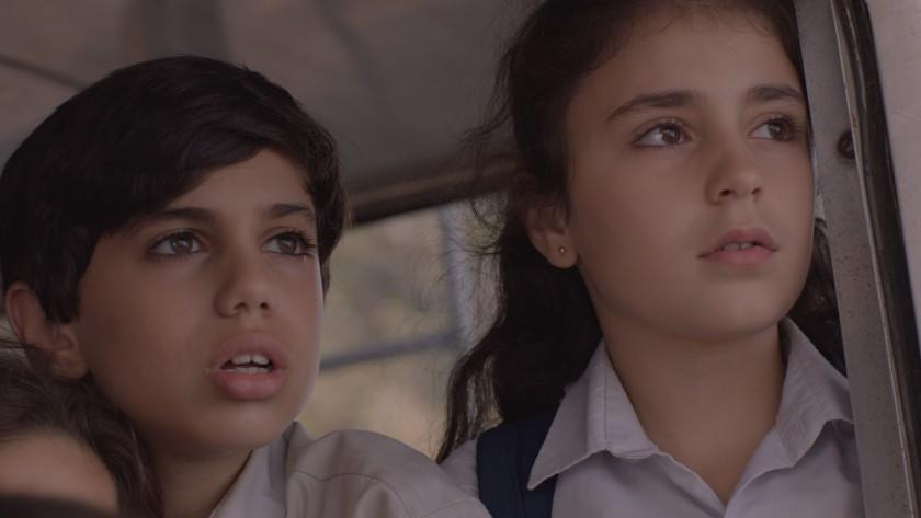 """Mohamad Dalli as Wissam and Gia Madi as Joana in """"1982."""""""