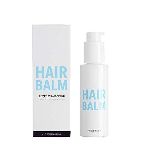 <p>When I scrunched this <span>Hairstory Leave-In Conditioning Balm For Curly Hair and Frizziness</span> ($36) into my curls and let them air-dry, not only was there no crunchy feeling, but my hair also didn't frizz up even after spending a day in the summer sun.</p>