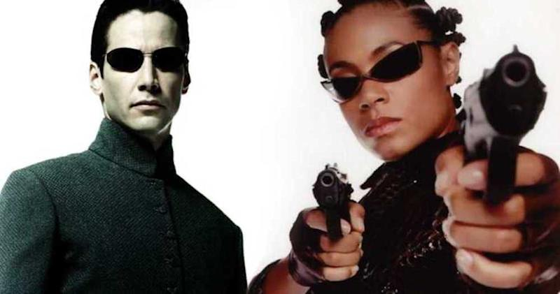Jada Pinkett Smith may reprise her original role for The Matrix 4