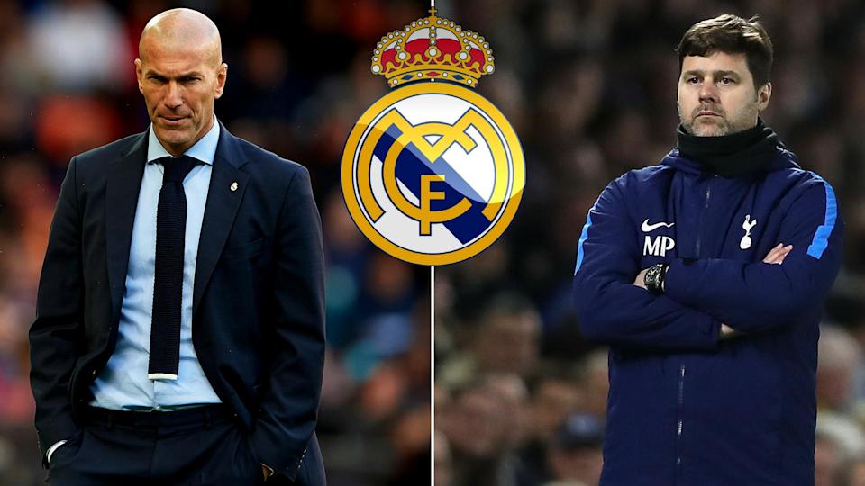 Mauricio Pochettino is being eyed by Real Madrid this summer.