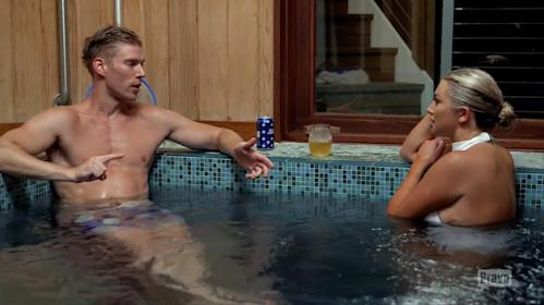 Kyle and Stassi Summer House