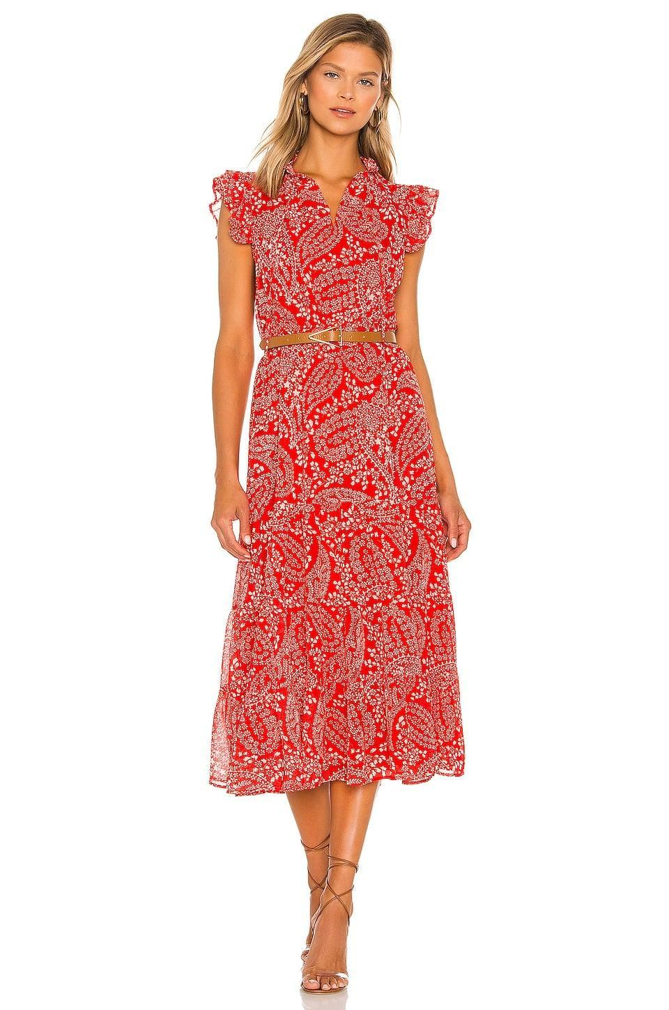 <p>The <span>BB Dakota by Steve Madden Canyon Moon Dress in Floral Paisley</span> ($119) is such a bright and cheerful dress for the autumn season. The floral paisley print will pair perfectly with your favorite booties. </p>