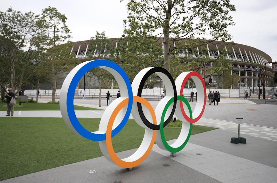 Jamie Ramsay originally had tickets for the Olympic games in Tokyo (Adam Davy/PA) (PA Wire)