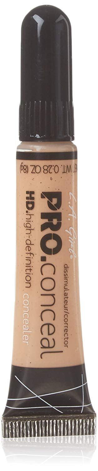 """<p>Minimize fine lines with this creamy and silky <span>L.A. Girl Pro Conceal HD Concealer</span> ($4).</p> <p><strong>Customer Review:</strong> """"After watching many YouTube beauty videos featuring this concealer, I finally decided to try it out for myself. I have wrinkles under my eyes so it's really hard to find the right concealer that wouldn't crease as much as others in the past. This one was amazing!""""</p>"""