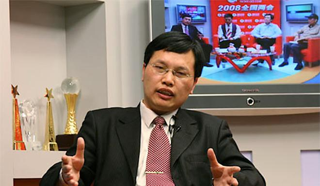 Economist Hu Xingdou warned that suspects could be treated unfairly by the system. Photo: Handout