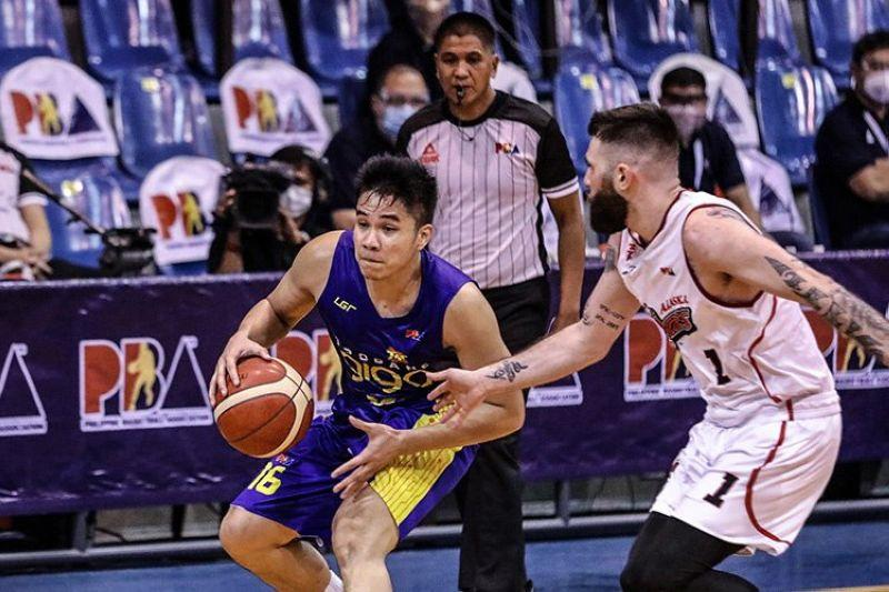 TNT Tropang Giga eyes second win