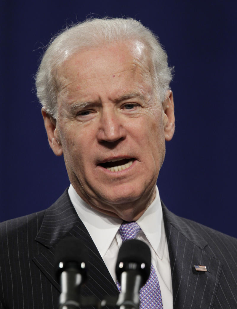 Biden to Dems: Don't let politics foil gun control