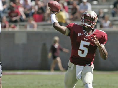 Jameis Winston's crab incident, other trouble could catch up to the Florida State QB