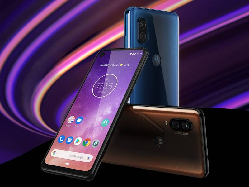 The Motorola One Macro will be a part of Motorola One series that include Moto One Vision, Moto One Action and more. Image: Motorola