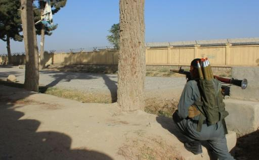 Afghan city of Kunduz under Taliban attack: AFP