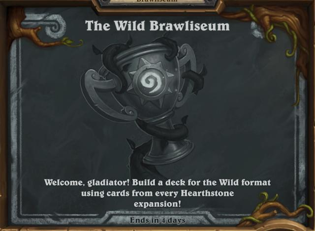 how to make a wild deck in hearthstone