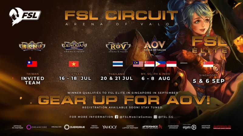 Female Esports League AoV