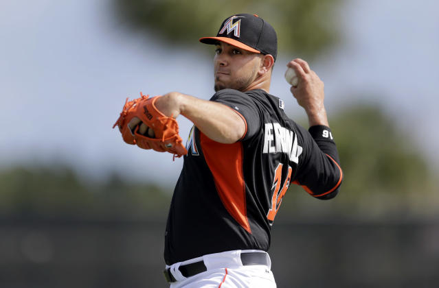 Happy Jose Day! Fernandez and Cain make 2015 debuts in head-to-head matchup of former All-Stars