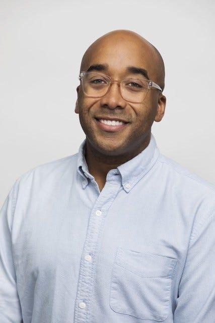 Marcus Collins, a professor at the Ross School of Business at the University of Michigan, is an expert in digital advertising, social marketing, and brand strategy. He says companies must take a stand on social issues to connect with consumers in 2020. This photo was taken in 2018.
