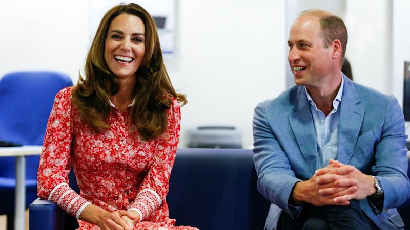 Kate and William to meet Ukraine president in first palace event since lockdown