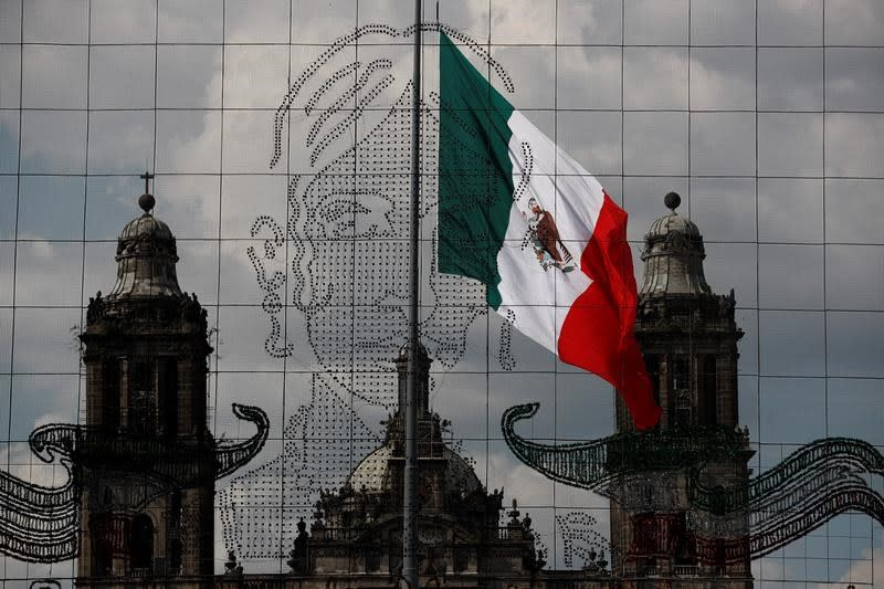 Mexico honours a defiant woman on independence anniversary