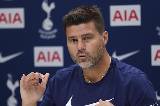 No signings at all: At least Pochettino won't have to learn any new players' names this season.