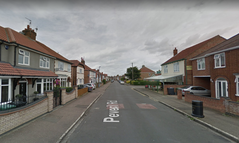 The boy was stabbed on Perevil Road in Peterborough. (Google Maps)