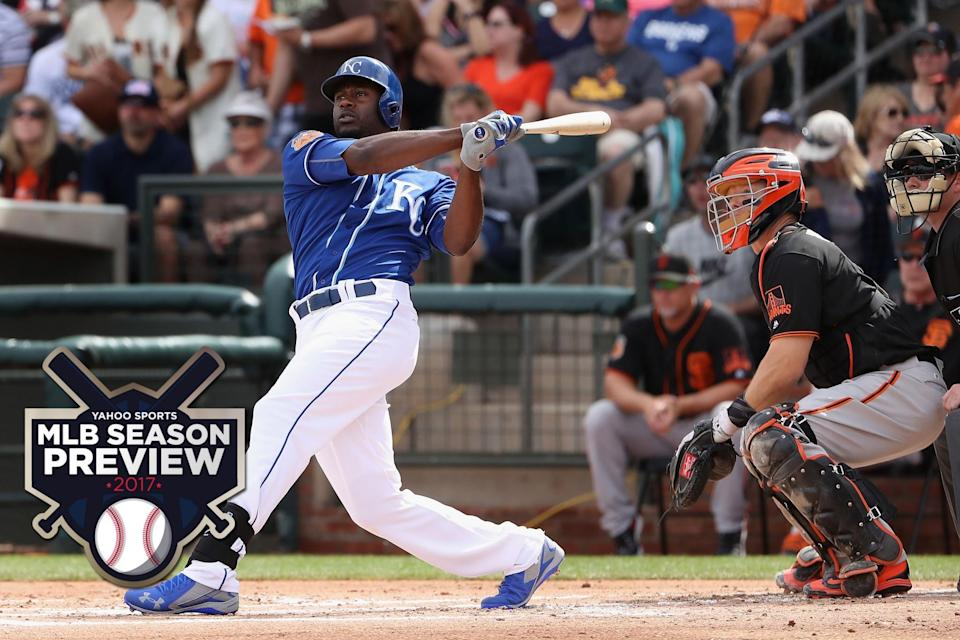 Lorenzo Cain is one of the Royals who probably won't be around next season. (Getty Images)