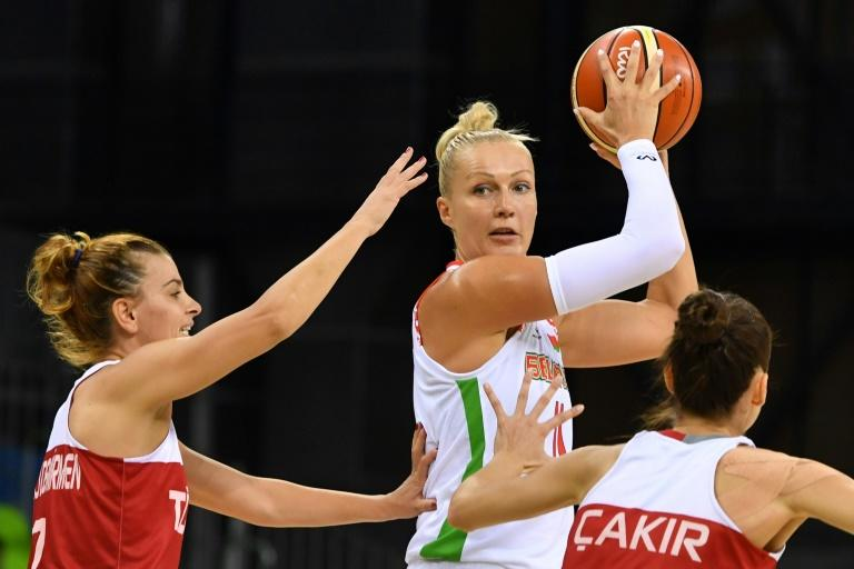Top Belarus basketball player jailed for 15 days over protests