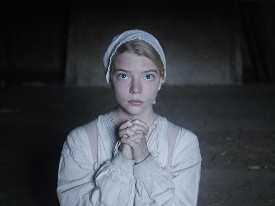 """<p>Wouldst thou like to live deliciously? This horror hit from A24 won a slew of critical acclaim and launched the career of its star Anya-Taylor Joy. (Meanwhile, the goat who played Black Philip decided Hollywood wasn't for him.) Set 60 years before the Salem witch trials, it's less about dark magic and more about how fear creates hate, setting the stage for the paranoia to follow. And the devil, it's also about the devil. </p> <p><a href=""""https://www.netflix.com/title/80037280"""" rel=""""nofollow noopener"""" target=""""_blank"""" data-ylk=""""slk:Available on Netflix"""" class=""""link rapid-noclick-resp""""><em>Available on Netflix</em></a></p>"""
