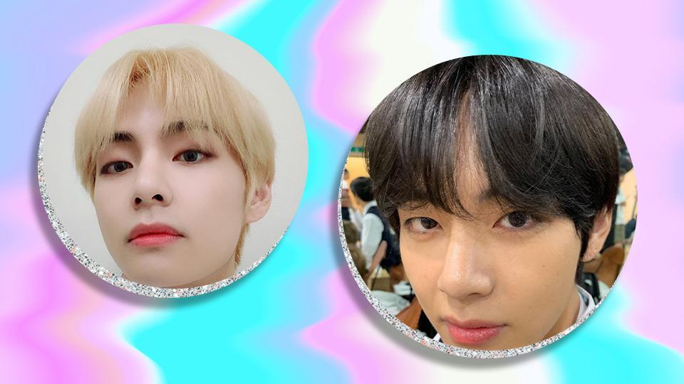 10 Hairstyles Only V From Bts Could Pull Off