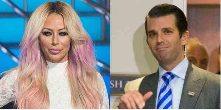 5 New Details About Aubrey O'Day And Donald Trump Jr.'s Secret Affair And DJT Lyrics