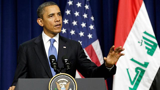 Obama Supports Defense Bill After Changes to Detainee Provisions