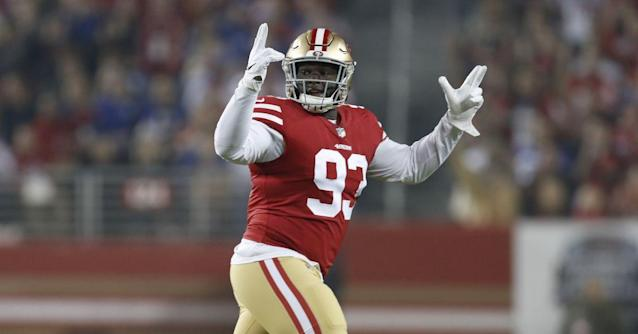 D.J. Jones will make teams regret trying to run on the 49ers