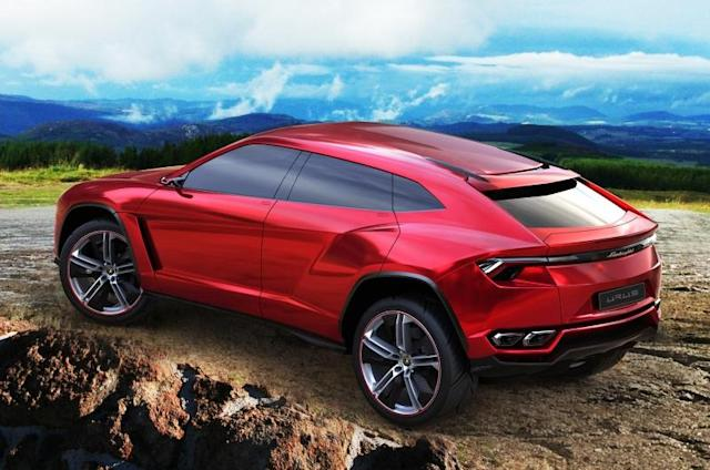 "The least-kept secret of the Beijing Motor Show spilled out today with the leak of these renderings showing Lamborghini's proposed new <a href=""https://autos.yahoo.com/blogs/motoramic/lamborghini-suv-t-talk-likely-arriving-2017-183644128.html"" data-ylk=""slk:sport utility vehicle;outcm:mb_qualified_link;_E:mb_qualified_link"" class=""link rapid-noclick-resp newsroom-embed-article"">sport utility vehicle</a>. Dubbed the Urus, the concept SUV would be Lamborghini's bid to cash in on the booming global market for high-end luxury SUVs. <br><b>READ FULL STORY: <a href=""http://yhoo.it/HYZFUW"" rel=""nofollow noopener"" target=""_blank"" data-ylk=""slk:http://yhoo.it/HYZFUW"" class=""link rapid-noclick-resp"">http://yhoo.it/HYZFUW</a></b>"