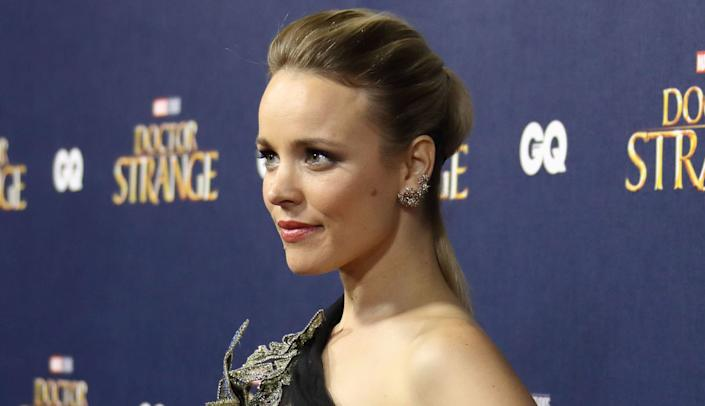 """""""I felt like I was kind of thrown into the lion's den and given no warning that he was a predator,"""" Rachel McAdams said of her experience with Toback. (Photo: Mike Marsland via Getty Images)"""