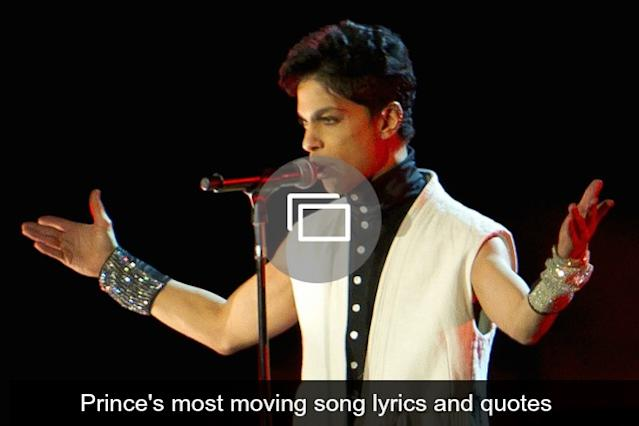 Prince's best quotes