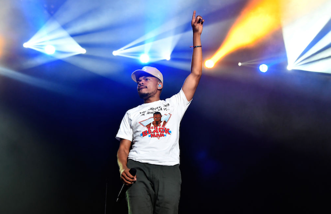 Chance the Rapper Gifts Terminally Ill Teen Coldplay Tickets