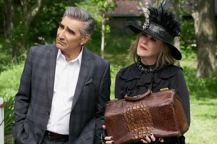 <p>Thanks to <em>Schitt's Creek </em>and the genius of Catherine O'Hara, the inimitable, theatrical, utterly unique Moira Rose will be a Halloween (and life) inspiration for decades to come. </p>
