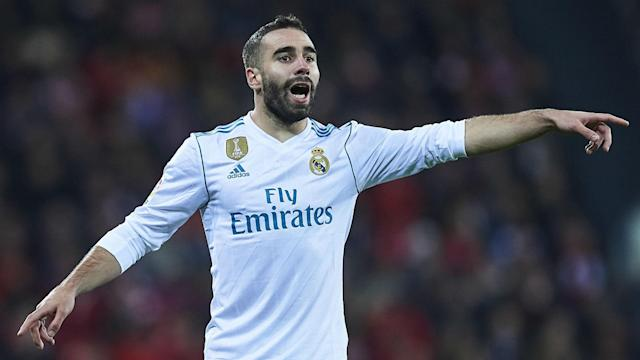 The Real Madrid defender has been given a two-match ban by the UEFA Control, Ethics and Disciplinary Body