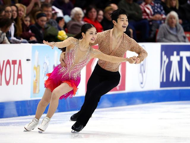 <p>The Shibutanis are heading into their second Olympics after placing ninth at the Sochi Games. Since then, the brother-sister duo have medaled three times – a silver and two bronzes – at the World Championships. </p>