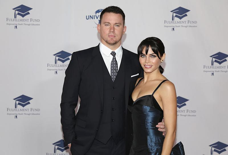 Channing Tatum posted a nude pic of his wife Jenna, and we continue to adore their sex-positive relationship